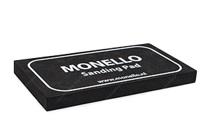 Monello Sanding Pad Schaumpad Schleifblock Nassschleifpad
