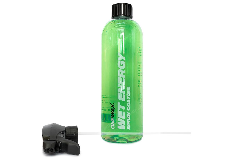 OneWax. Wet Energy Spray Coating 750ml