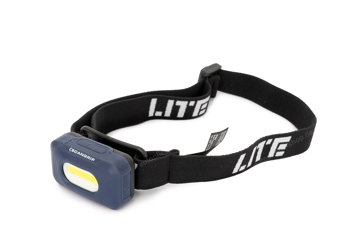 Scangrip  HEAD LITE S LED-Stirnlampe